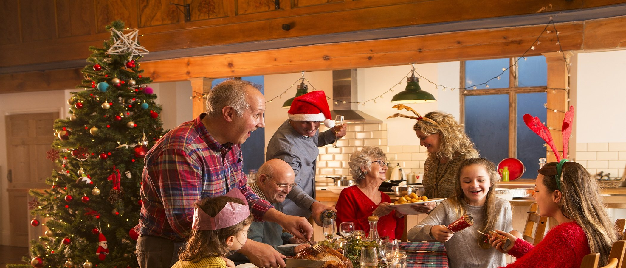 La importancia de compartir la Navidad juntos en familia