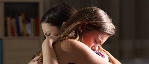 Cómo ayudar a un adolescente cuando está llorando