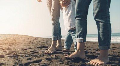 Consejos para llevar por primera vez al bebé a la playa