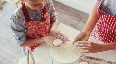 Ventajas para los niños de poder cocinar en familia