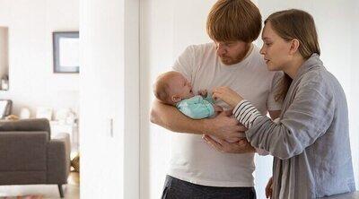 El papel del padre durante los primeros días de vida del bebé