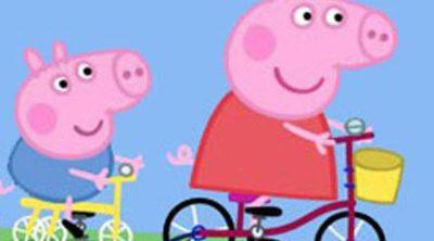 'Peppa Pig': educación y diversión