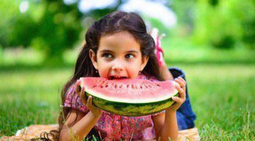 La merienda de los niños: sana e importante