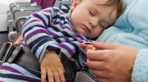 El jet lag en niños y bebés
