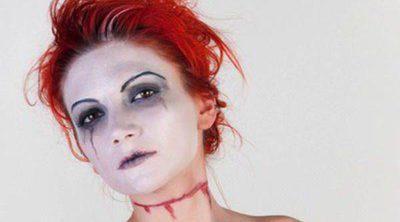 Paso a paso: disfraz de novia cadáver para Halloween