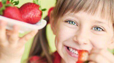 Alimentación infantil, consejos para que nuestros hijos crezcan sanos y fuertes