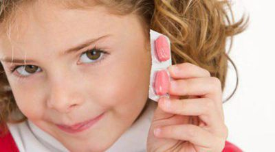¿Qué medicamentos no debemos dar nunca a nuestros hijos?