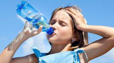 Cómo prevenir los golpes de calor en niños