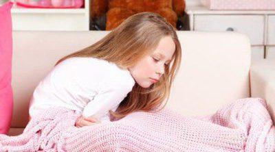 Aliviar los diferentes tipos de dolor de barriga en niños