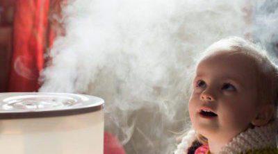 ¿Necesito un humidificador en casa si tengo niños?