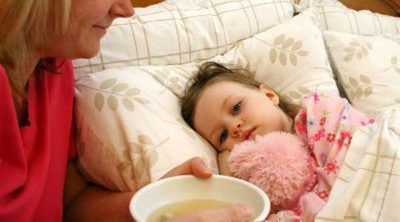 Remedios caseros para aliviar el dolor de barriga en niños