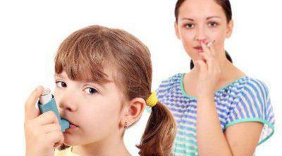 Los peligros de fumar delante de tus hijos