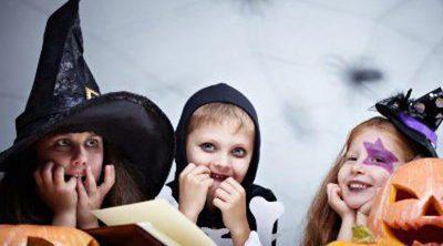 La historia de Halloween para niños