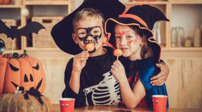 Disfraces low cost de Halloween para niños