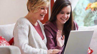 Aprende a utilizar Skype para hablar con tus hijos en el extranjero