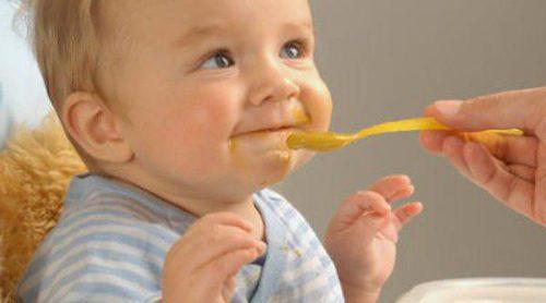 6 papillas caseras y nutritivas que podemos preparar a nuestro bebé