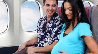 ¿Puedo viajar estando embarazada?