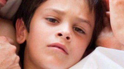Pesadillas infantiles en el sueño de los niños