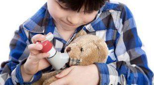 Cómo actuar ante un ataque de asma en niños
