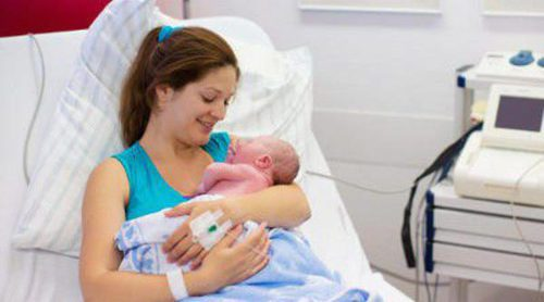 Cuidados para recuperarse tras una cesárea