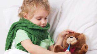 Síntomas y tratamiento de la gripe en niños