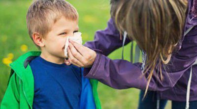 Las alergias más comunes en niños y niñas