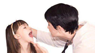 Síntomas y tratamiento de la faringitis en niños
