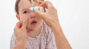 Causas y síntomas de conjuntivitis en niños