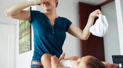8 trucos útiles para cambiar el pañal al bebé
