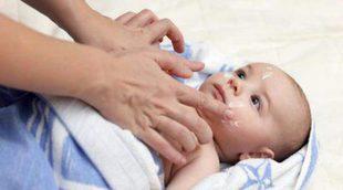 Dermatitis seborreica del lactante o costra láctea en bebés