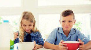 ¿Qué cereales dar para desayunar a los niños?