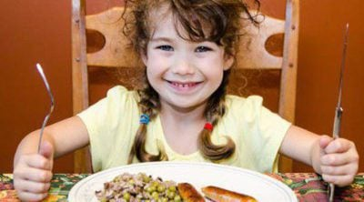 Los alimentos que más proteínas aportan a los niños