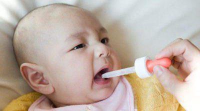En qué situaciones podemos dar Apiertal o paracetamol a los niños