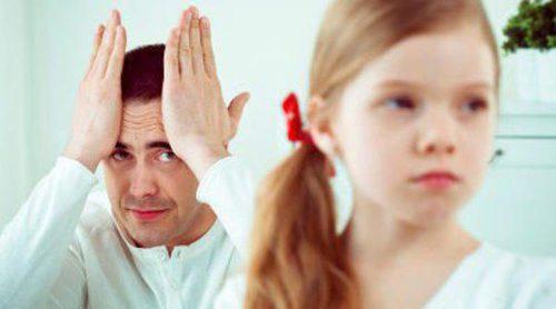 La crianza con un hijo con carácter fuerte