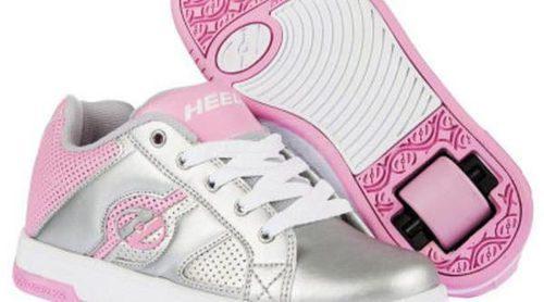 ¿Son perjudiciales las zapatillas con ruedas para niños?