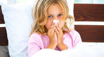 La bronquitis en niños