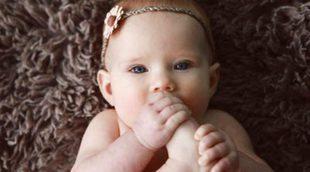 El bebé de 4 meses