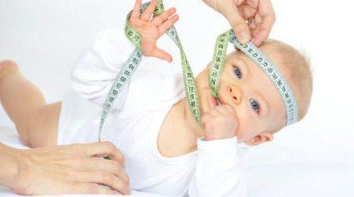 ¿Qué son los percentiles en el crecimiento en bebés y niños?