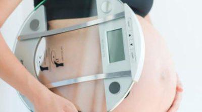 ¿Cuánto peso ganaré durante el embarazo?