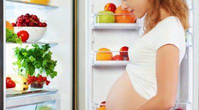 9 alimentos prohibidos o que debes reducir si estás embarazada