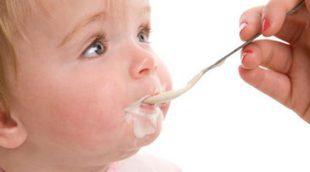 Beneficios de los yogures en los niños