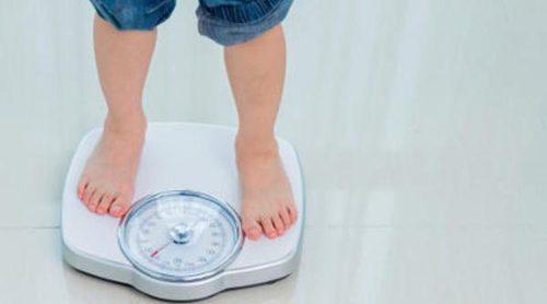¿Cuál es el peso normal de los niños de 5 a 9 años?