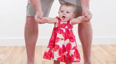 Protege a tu bebé cuando está dando sus primeros pasos
