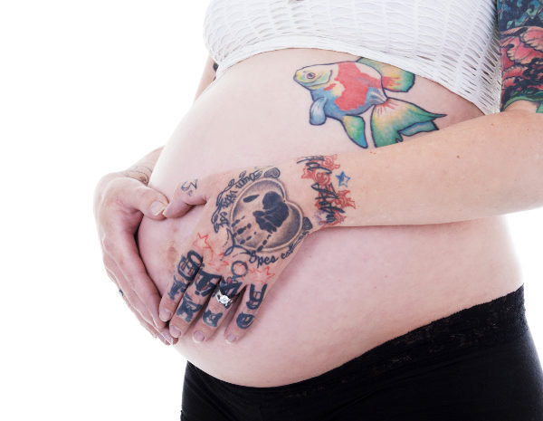Se Deforman Los Tatuajes En La Barriga Si Me Quedo Embarazada