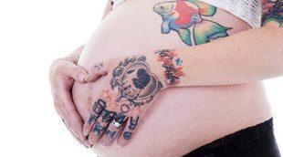 ¿Se deforman los tatuajes en la barriga si me quedo embarazada?