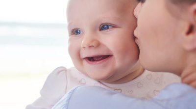 El bebé de 5 meses
