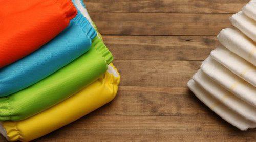 Los pañales ecológicos, una alternativa más natural y sin productos irritantes