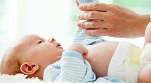 Supositorios para el estreñimiento en bebés