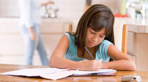 ¿Son buenos los deberes para los niños?
