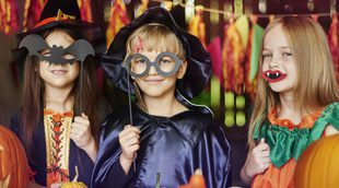 5 juegos infantiles para divertir a los niños en Halloween